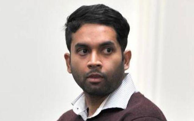 Convicted murderer Venod Skantha died in prison yesterday. (Photo / NZ Herald)