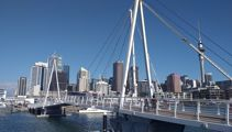 Mike Yardley: Playing tourist in Auckland