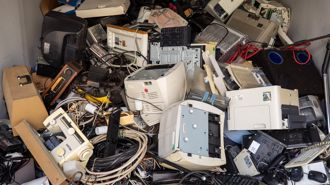 Malcolm Rands: Getting rid of E-waste