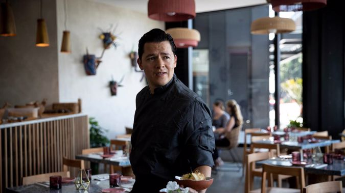 """Besos Latinos Ceviche Bar owner and head chef Luis Cabrera says INZ's decision to decline his chef a work visa renewal is """"ignorant and racist"""". Photo / Dean Purcell"""