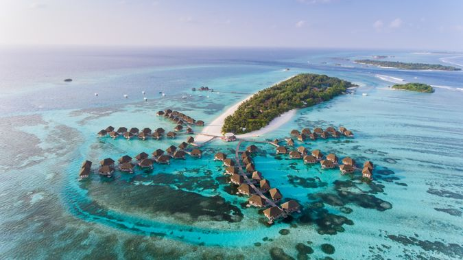 Maldives was one of the first destinations to reopen to all tourists during the pandemic.