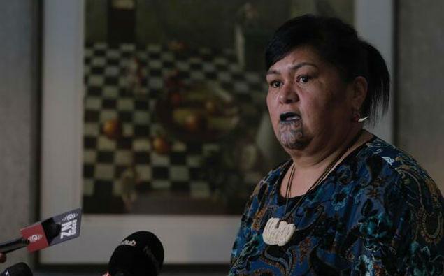 Foreign Affairs Minister Nanaia Mahuta. (Photo / NZ Herald)