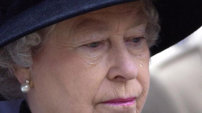 The Queen turns 95 this week, but it'll be a day of mourning, not of celebration. (Photo / Getty)