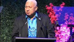 Fijian Prime Minister Frank Bainimarama. Photo / File