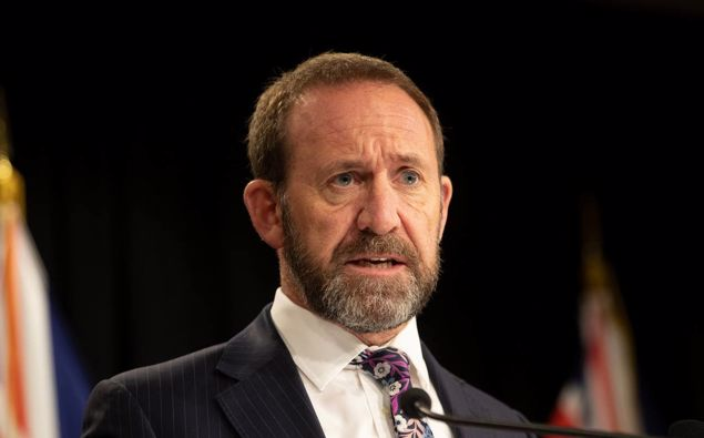 Health Minister Andrew Little has outlined the Government's plan to fix New Zealand's healthcare system. Photo / Mark Mitchell