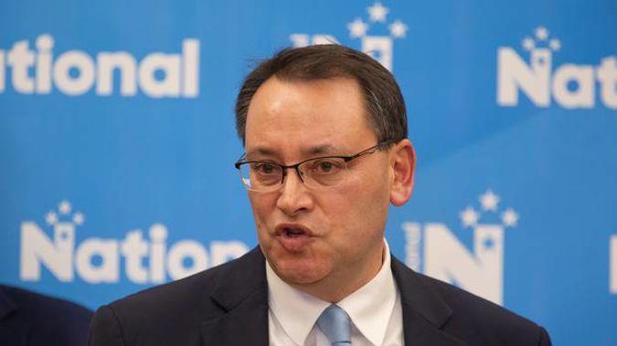 National Party deputy leader Shane Reti. (Photo / NZ Herald)
