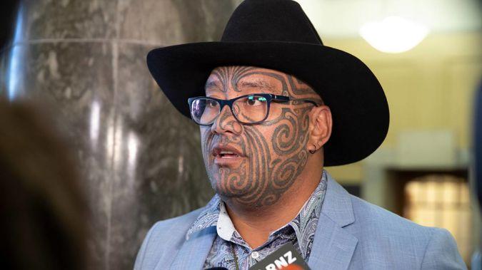 Māori Party co-leader Rawiri Waititi. (Photo / Mark Mitchell)