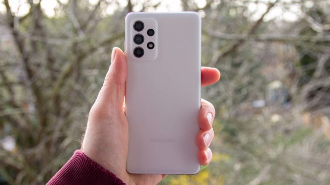 5G was initially only available in the most expensive phones, but is now supported by mid-range models like Samsung's $699 A52 5G (pictured) and Xiaomi's $399 Redmi Note 9T 5G. Photo / File