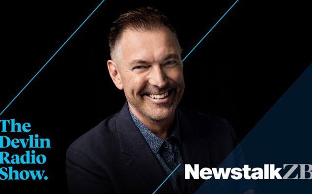 Martin Devlin on Newstalk ZB
