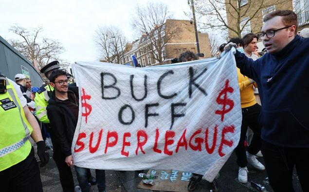 European Super League/Photosport