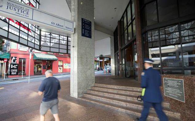 Auckland District Court (Photo / File)