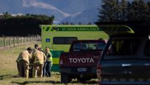 Two seriously injured in small plane crash in Canterbury
