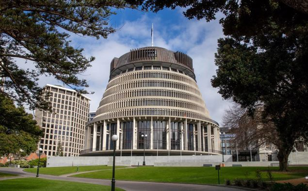 Labour seems to want everything to be centralised in Wellington. (Photo / File)