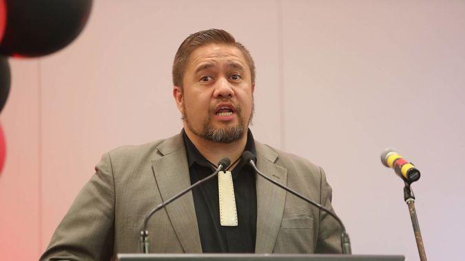 Māori Party president Che Wilson. Photo / Bevan Conley