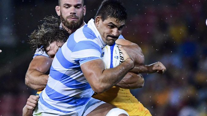 Pablo Matera has been a mainstay of the Argentina rugby team for several years. (Photo / Photosport)