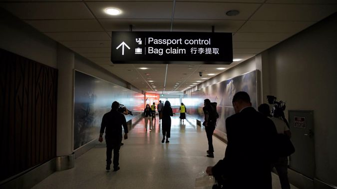 Customs confirmed nine border workers have been fired for refusing Covid-19 vaccination. Photo / Alex Burton
