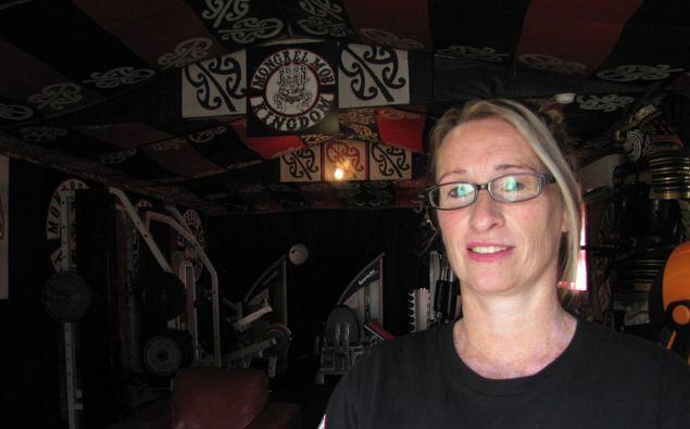 Louise Hutchinson. (Photo / NZ Herald)