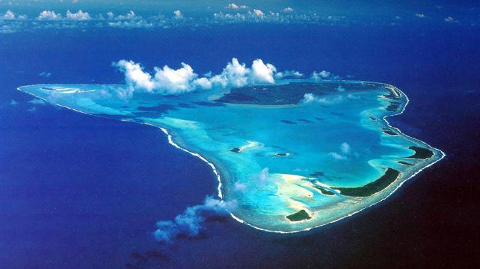 The Aitutaki Lagoon in the Cook Islands, is a popular island hop from Rarotonga. Photo / File