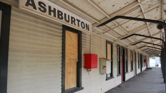 Ashburton District Council unanimously in favour of dumping slogan