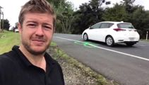 Auckland Transport to chase road campaigner over penis pothole protest
