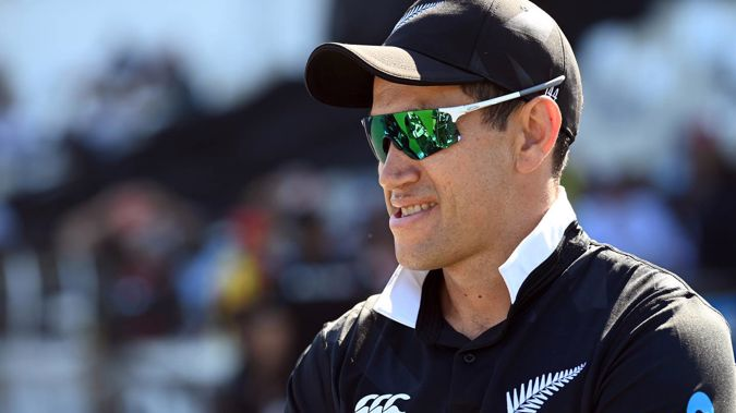 Black Caps veteran Ross Taylor has been in regular contact with New Zealand players and staff in the IPL. (Photo / Photosport)