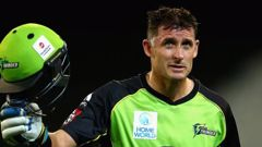 Mike Hussey has reportedly tested positive.Source:Getty Images