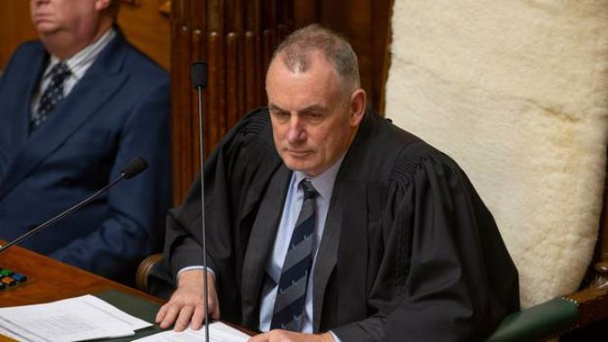 Former Speaker: Parliamentary privilege should not be abused