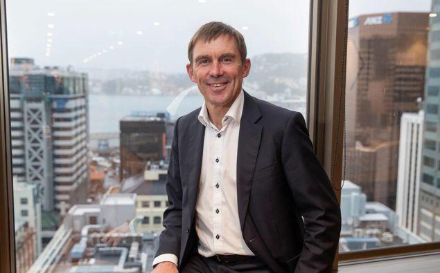 Wellington City mayor Andy Foster. (Photo / Mark Mitchell)