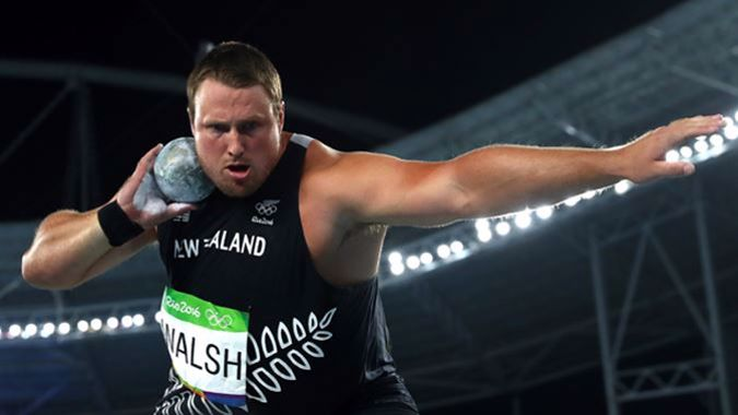 Tom Walsh: I'm very excited, it's been a long time coming, I can travel and do what I love again