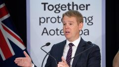 Covid-19 Response Minister Chris Hipkins. (Photo / NZ Herald)