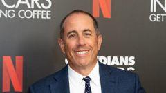 Comedian Jerry Seinfeld. (Photo / AP)