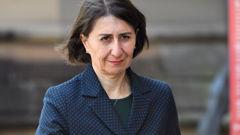 NSW Premier Gladys Berejiklian (Photo / AP)