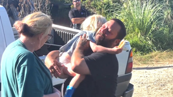 Axle's family surprised with Guns N' Roses tickets
