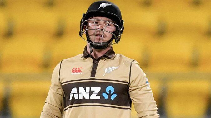 Black Caps batsman Tim Seifert. (Photo / Photosport)