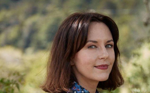 Actress turned writer Michelle Langstone. (Photo / Dean O'Gorman)