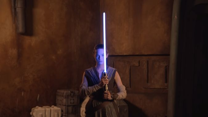 Disney unveils real-life lightsaber that's coming to their theme parks