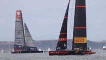 New York Yacht Club challenges for 2024 America's Cup - with conditions