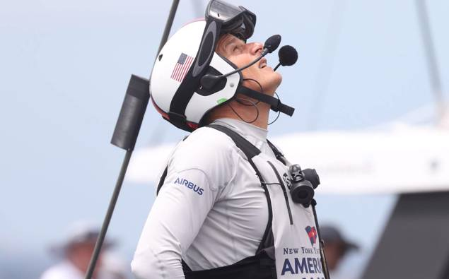 Dean Barker: American Magic have no influence on next America's Cup