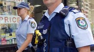 NSW Police go after anti-lockdown protestors