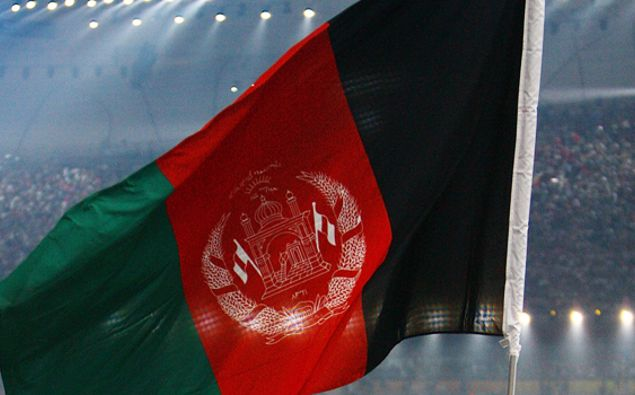Afghanistan flag (Photo / Getty Images)