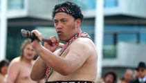 Signs Maori language may be in danger