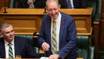Nick Smith apologises for voting against gay marriage in valedictory speech