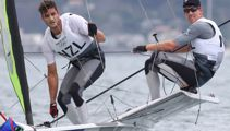 Back in contention: Burling and Tuke rise up Olympic standings