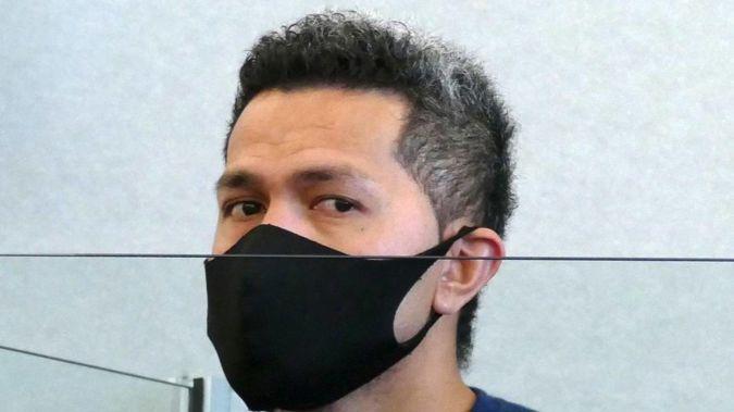 Kanava Galuega appeared in Dunedin District Court. Photo / Otago Daily Times