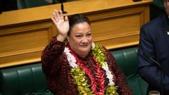 Labour MP for Ōtaki Terisa Ngobi said they had been working with Dr Richards and Immigration NZ. Photo / Mark Mitchell