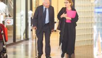 Ron Brierley's sentencing may be delayed due to Sydney's Covid outbreak