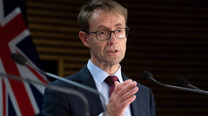 Director General of health Dr Ashley Bloomfield says supplies of the vaccine in the next five weeks will be tight and the rollout will need to be carefully managed. Photo / NZ Herald