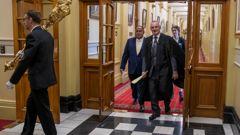 The Speaker Trevor Mallard could chair digital Parliament next week. (Photo / Mark Mitchell)