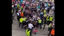 Euro 2020: Sickening footage emerges at final