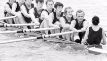 """One of the 1972 gold medal winning crew hails """"Perfect Race"""" from this years Men's 8"""
